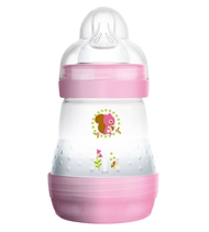Nappflaska MAM Easy Start Anti-Colic, 160 ml, Rosa