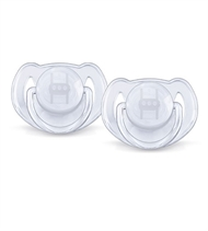 Motivnapp Classic, Philips Avent, 6-18 md. Transparent