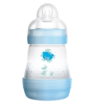 Nappflaska MAM Easy Start Anti-Colic, 160 ml, Blå